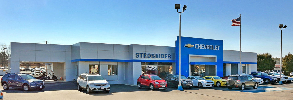 Strosnider Chevrolet Ck Bosworth