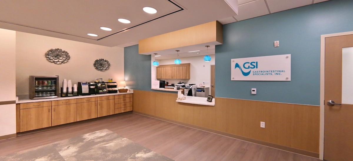 Gastro-Suite-Reception