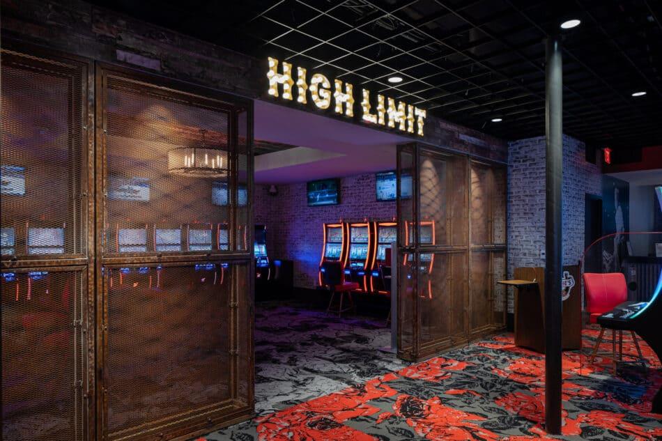 DOTB High Limit