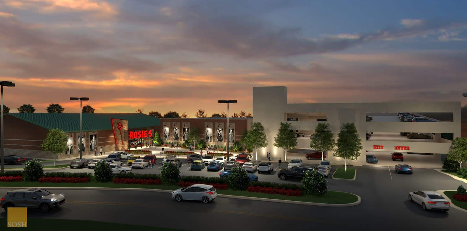 Vinton Expansion Rendering